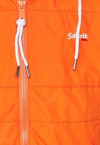 Schott - Summer jacket - orange - 2