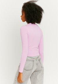 TALLY WEiJL - Long sleeved top - purple - 2