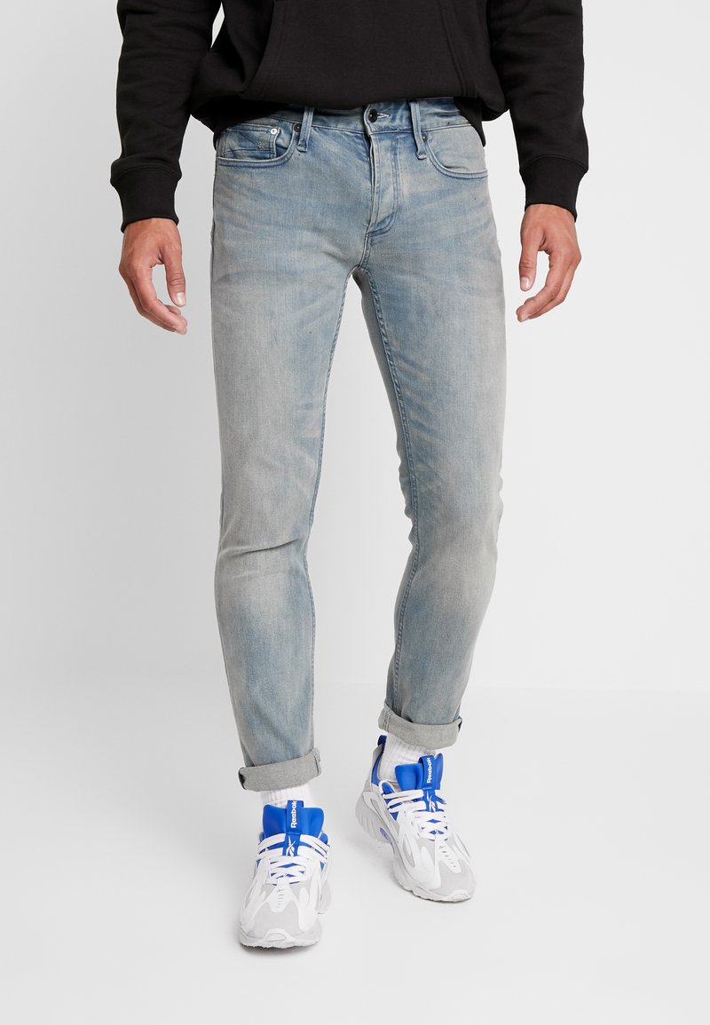 Denham - RAZOR - Slim fit -farkut - blue