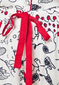 Women Secret - LONG SLEEVES MASCULINE SET - Pyžamová sada - white - 4