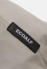Ecoalf - SOFT BAG - Tote bag - dark sand - 4