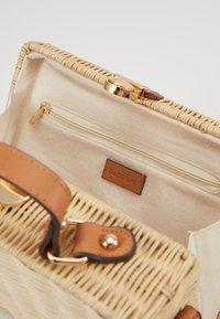 PARFOIS - Handbag - beige - 4