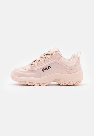 STRADA JR - Matalavartiset tennarit - peach blush