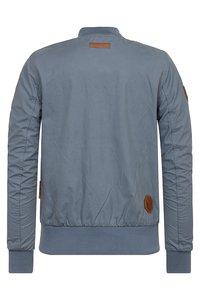 Naketano - Summer jacket - blue-grey - 1