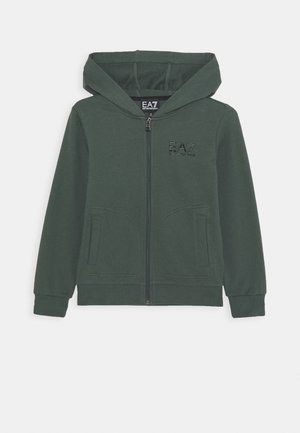 EA7 FELPA - Zip-up hoodie - urban chic