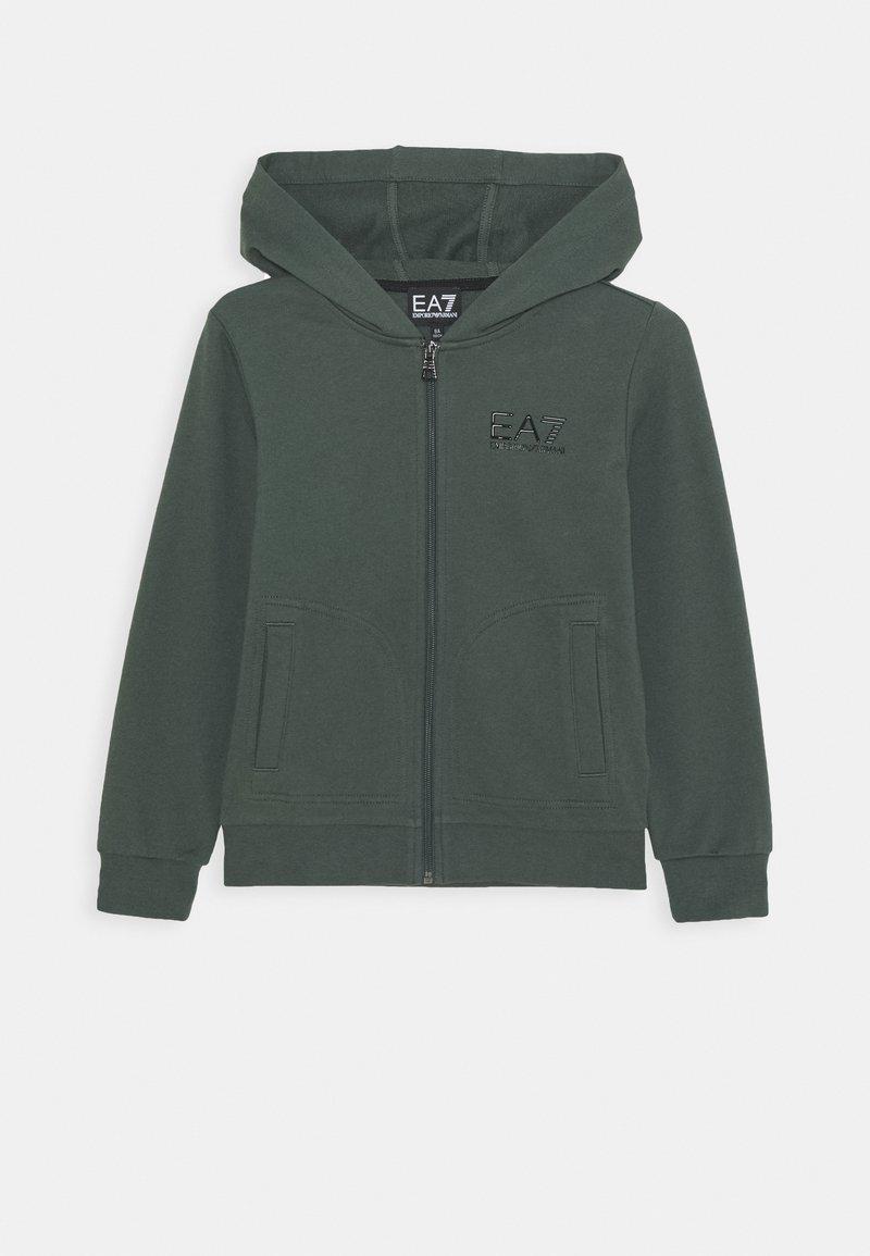 Emporio Armani - EA7 FELPA - Zip-up hoodie - urban chic