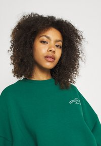 Nly by Nelly - CHUNKY  - Sweatshirt - green - 3