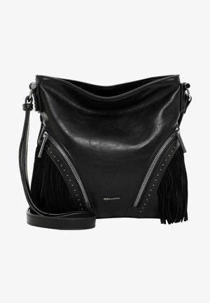 DENICE - Across body bag - black