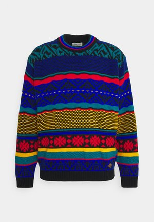 90´S PHILADELPHIA UNISEX - Jumper - multi-coloured