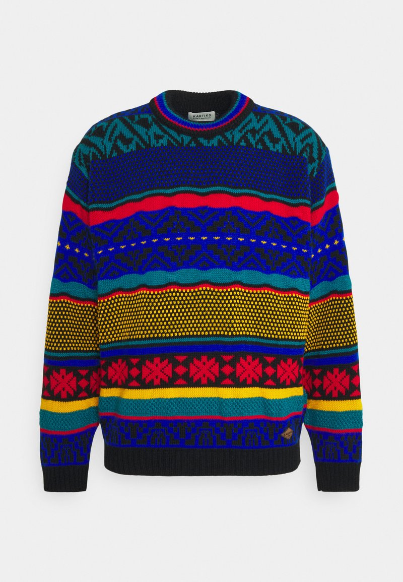 Kaotiko - 90´S PHILADELPHIA UNISEX - Jumper - multi-coloured
