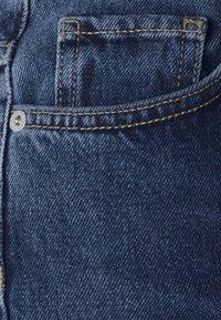 Selected Femme Tall - LONG HARBOUR - Straight leg jeans - medium blue denim - 5