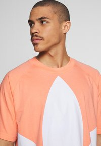 adidas Originals - TREFOIL TEE - T-shirt imprimé - chacor - 3