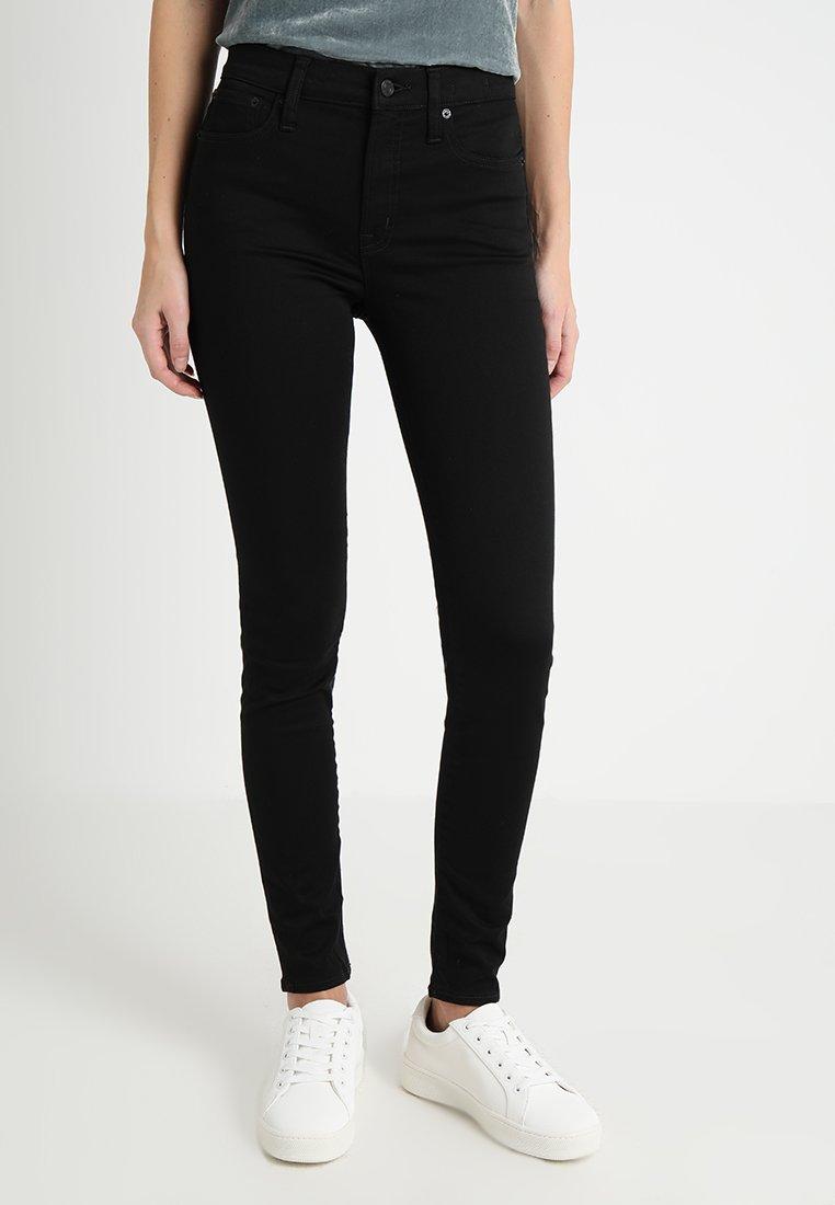 J.CREW TALL - TOOTHPICK - Jeans Skinny Fit - true black