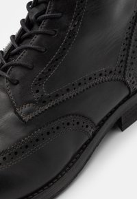 Hudson London - ANDERSON - Bottines à lacets - black - 5