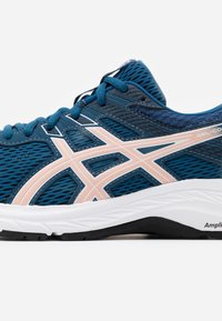 ASICS - GEL-CONTEND - Neutral running shoes - mako blue/ginger peach - 5