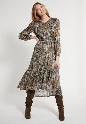 Jersey dress - braun