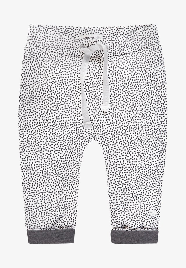 KIRSTEN - Trousers - white