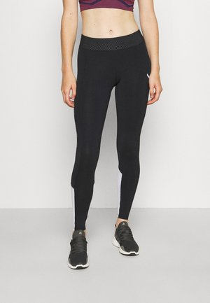 MALLAS LIFT - Legging - black/white