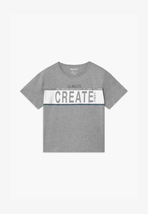 TEENAGER - Print T-shirt - grey