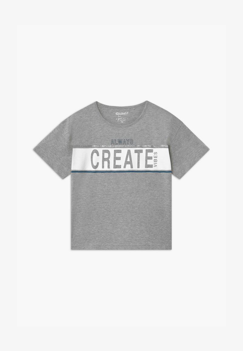 Staccato - TEENAGER - Print T-shirt - grey