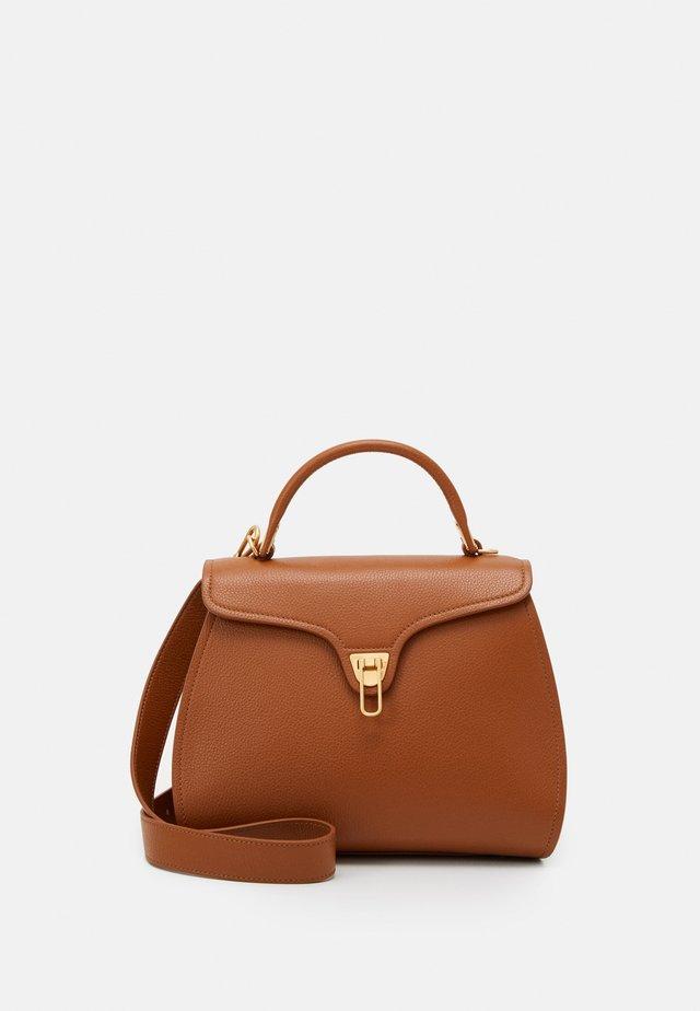 MARVIN - Handbag - caramel