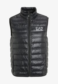 EA7 Emporio Armani - Waistcoat - black - 4