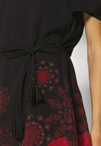 Desigual - VEST TAMPA - Sukienka letnia - black - 5