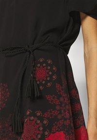 Desigual - VEST TAMPA - Day dress - black - 5
