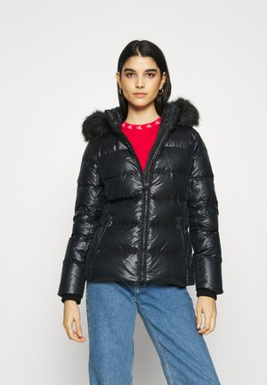 ESSENTIAL JACKET - Down jacket - black