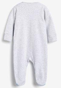 Next - COLOURBLOCK SMART - Sleep suit - blue - 2