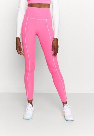 SUNSET 70S LEGGING - Collants - disco pink