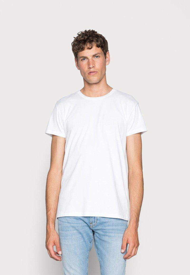 Samsøe Samsøe - KRONOS  - T-shirts basic - white