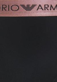 Emporio Armani - THONG - Thong - black - 2