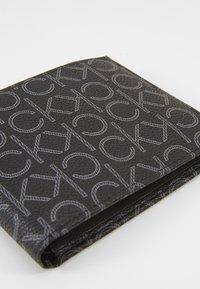 Calvin Klein - NEW MONO COIN - Wallet - black - 2