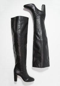 New Look - BEX - Høye støvler - black - 3