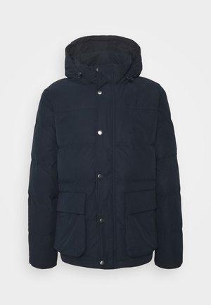 SHORT PUFFER - Winter jacket - new classic navy