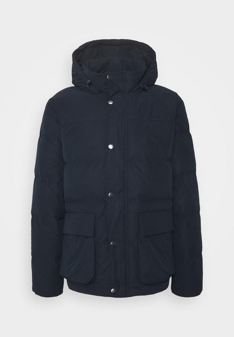 GAP - SHORT PUFFER - Winter jacket - new classic navy
