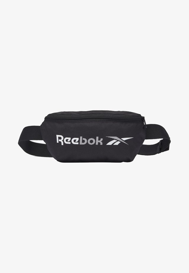 TRAINING ESSENTIALS WAIST BAG - Bum bag - black