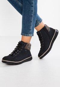 Rieker - Ankle boots - pazifik - 0