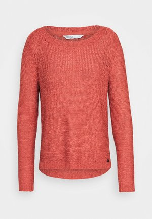 ONLGEENA - Maglione - mineral red