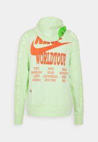 Nike Sportswear - HOODIE - Luvtröja - liquid lime - 9