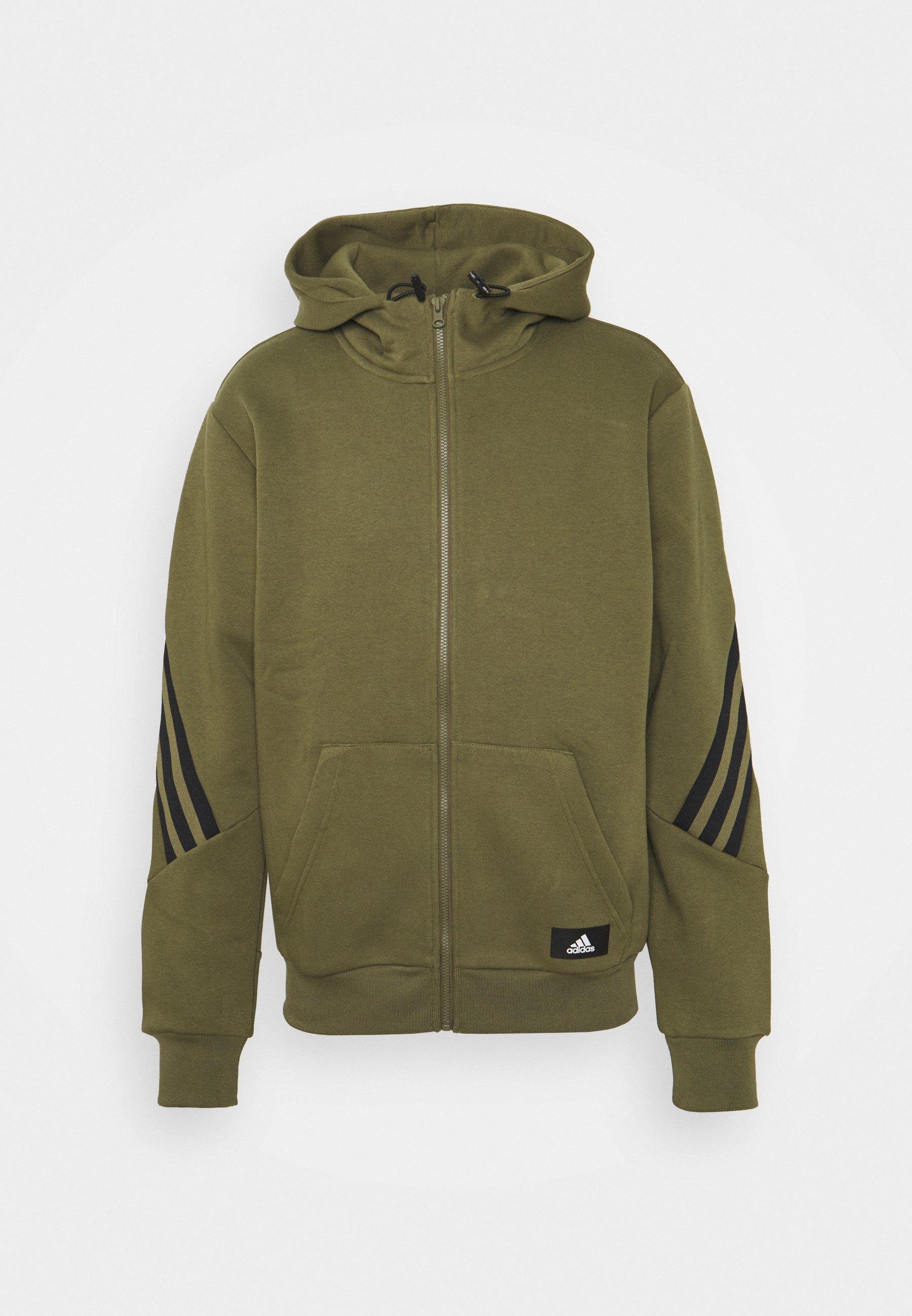 Men WINTER FULL ZIP FUTURE ICONS - Zip-up sweatshirt
