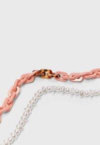 Stradivarius - FEINE BRILLENKETTE 00110011 - Andet - pink - 4