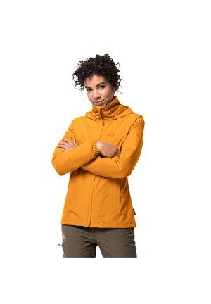 STORMY POINT - Soft shell jacket - orange sky