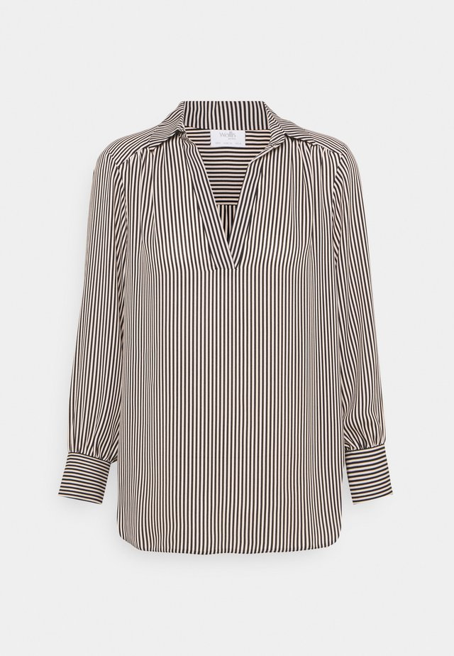 STRIPE - Blouse - black
