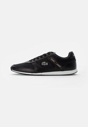 MENERVA SPORT - Sneakers - black/white
