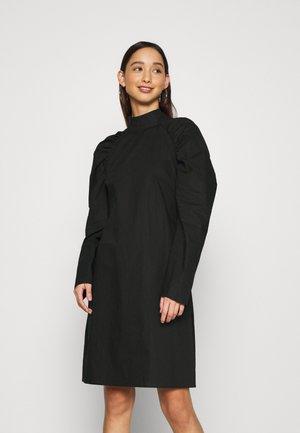 GIOVANNA DRESS - Shift dress - black