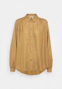 ONLENVY - Button-down blouse - ermine