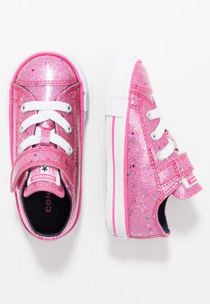 CHUCK TAYLOR ALL STAR GALAXY GLIMMER - Trainers - mod pink/ozone blue/white