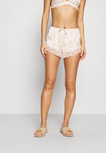 SHORT MEILI - Pyjama bottoms - champagne